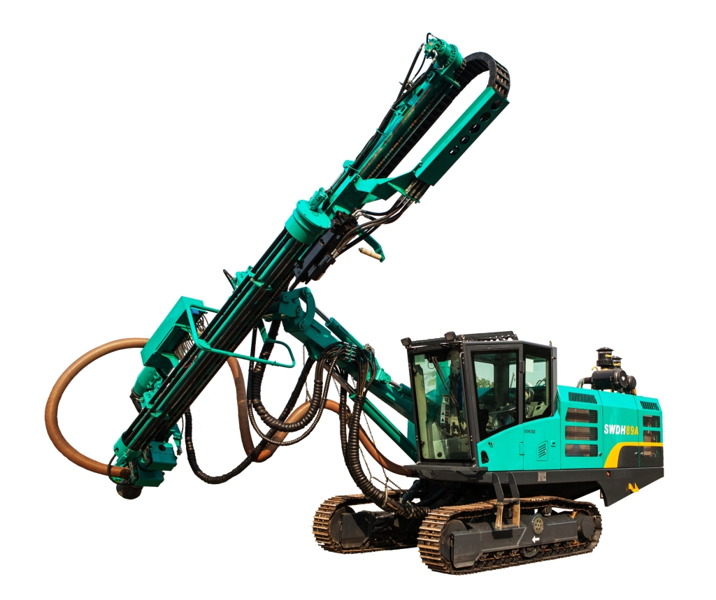 Surface Hydraulic Drilling Rig
