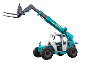 Series of telescopic handler